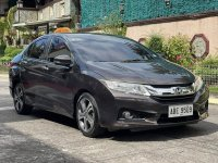Grey Honda City 2016 for sale in Automatic