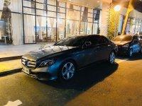 Selling Silver Mercedes-Benz E-Class 2018 in Quezon