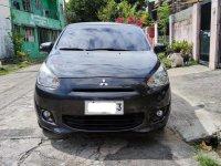 Sell Grey 2015 Mitsubishi Mirage in Parañaque