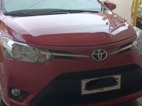 Selling Red Toyota Vios 2015 in Parañaque
