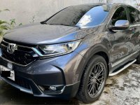 Grey Honda Cr-V 2018 for sale in Automatic