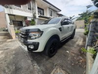 White Ford Ranger 2014 for sale in Automatic