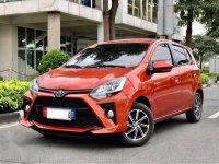Orange Toyota Wigo 2020 for sale