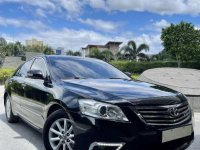 Selling Black Toyota Camry 2010 in Manila
