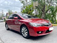 Red Honda Civic 2010 for sale in Automatic