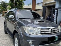 Selling Grey Toyota Fortuner 2010 in Angeles