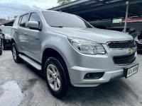 Silver Chevrolet Trailblazer 2014 for sale in Automatic