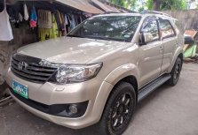 Toyota Fortuner 2012 for sale in Manila