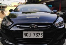 Sell Black 2019 Hyundai Accent in Angeles