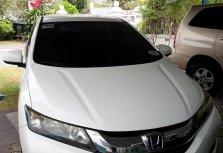 Sell White 2014 Honda City in Manila