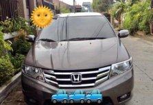 Sell Purple 2014 Honda City in Manila