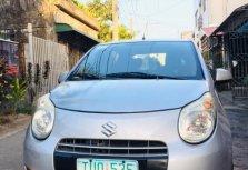 Sell Silver 2012 Suzuki Celerio in Quezon City