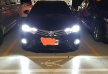 Black Toyota Corolla Altis 2015 for sale in Manila
