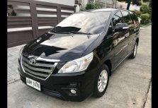 Black Toyota Innova 2015 SUV / MPV for sale in Gapan