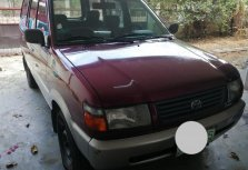 Red Toyota Revo 2000 for sale in Katipunan Avenue