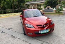 Red Mazda 3 for sale in Manila