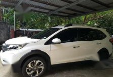 White Honda BR-V for sale in Caloocan