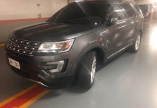 Black Ford Explorer 2016 for sale in Manila