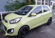 Sell Yellow 2010 Kia Picanto in Angeles