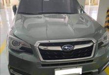 Silver Subaru Forester 2018 for sale in Paranaque