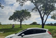 Selling White Ford Fiesta 2014 in Taguig