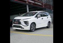 Selling White Mitsubishi XPANDER 2019 in Quezon