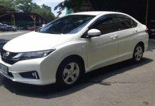 Selling White Honda City 2017 in Cainta