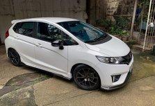 2015 White Honda Jazz for sale in Manila
