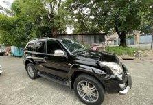 Black Toyota Land Cruiser Prado 2008 for sale in Automatic