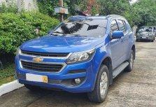 Sell Blue 2019 Chevrolet Trailblazer in Pasig