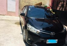 Black Toyota Vios 2016 for sale in Quezon