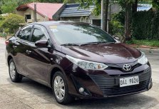 Purple Toyota Vios 2018 for sale in Caloocan