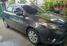 Selling Grey Toyota Vios 2015 in Makati