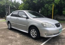 Sell Silver 2005 Toyota Corolla in Pateros