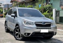 Silver Subaru Forester 2016 for sale in Automatic
