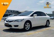 White Honda Civic 2011 for sale in Manila