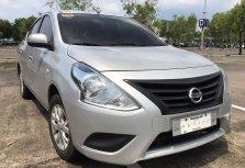 Silver Nissan Almera 2018 for sale in Lucena