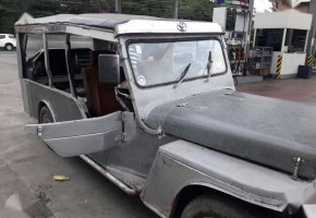 Owner Type Jeep (diesel engine) for sale