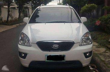 Fresh 2011 Kia Cares AT DSL White For Sale