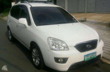 2011 Kia Carens CRDI White For Sale