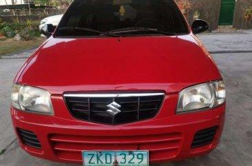 2007 Suzuki Alto manual for sale