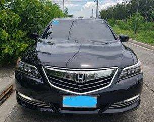 Selling Black Honda Legend 2015 in Pasig