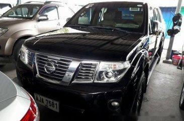 Black Nissan Navara 2015 Automatic Diesel for sale