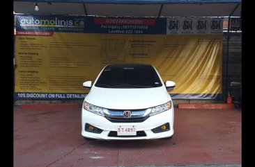 Honda City 2017 Sedan CVT Gasoline for sale