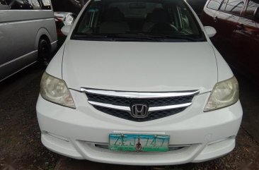 Sell 2008 Honda City in Quezon City