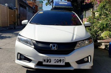 White Honda City 2017 for sale in Automatic