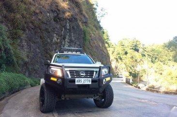 Selling Black Nissan Navara 2015 in Manila