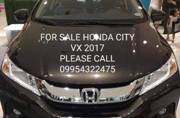 Black Honda City 2017 for sale in Manila