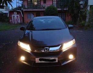 Grey Honda City 2017 Automatic for sale