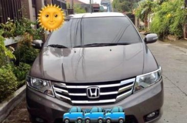 Sell Purple 2014 Honda City in Manila